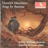 Songs for baritone