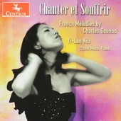 Chanter et souffrir : French mélodies by Charles Gounod