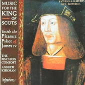 Music for the King of Scots : inside the Pleasure Palace of James IV