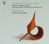 Meins Lebens Licht : cantatas BWV 45-198 & motet BWV 118