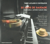 20 anos de saudade : Homenagem a Antonio Carlos Jobim