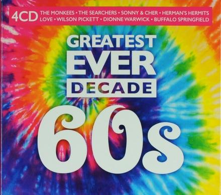 Greatest ever decade 60s