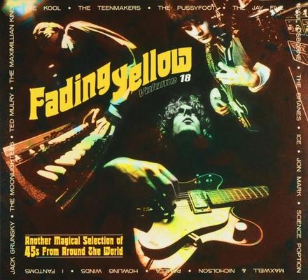 Fading yellow. vol.18