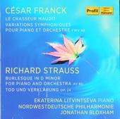 Works by César Franck & Richard Strauss