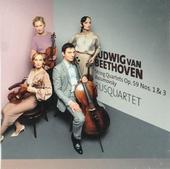 String quartets op.59 nos.1 & 3