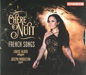 Chère nuit : French songs