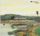 Complete piano trios, quartet & quintet
