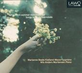 Så kort ein sommar menneska har : songs by Gisle Kverndokk