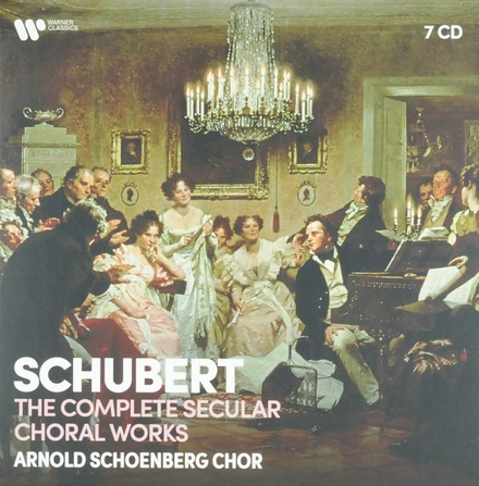 The complete secular choral works
