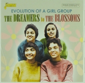 Evolution of a girl group : The Dreamers to The Blossoms