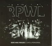God has failed : Live & personal