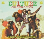 Children of Zion : The High Note singles collection