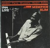 1964 live : London, Paris, Brussels, Baden Baden