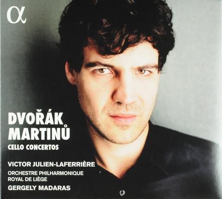 Dvořák, Martinů : cello concertos