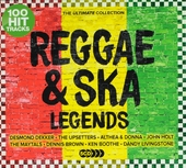 Reggae & ska legends : The ultimate collection