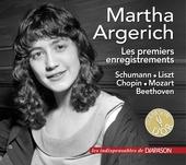 Martha Argerich : les premiers enregistrements
