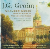 Chamber music : From the court of Frederick the Great
