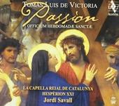 Passion : officium hebdomadae sanctae - Romae 1585