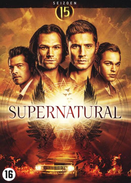 Supernatural. Seizoen 15