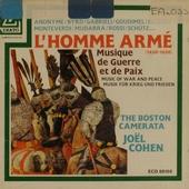 L'homme armé (1450-1650) : musique de guerre et de paix