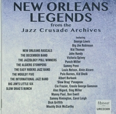 New Orleans legends from the Jazz Crusade archives