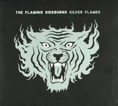 Silver flames