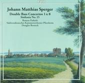 Double bass concertos 1 & 8