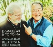 Hope amid tears : Beethoven cello sonatas