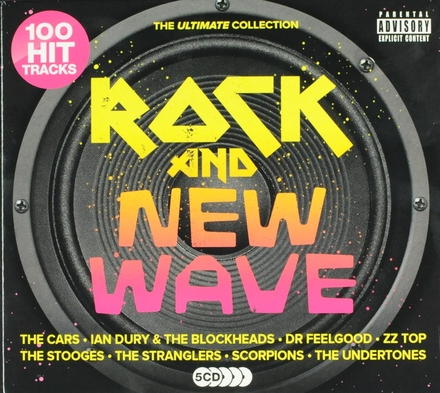 Rock and new wave : The ultimate collection