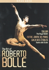 The art of Roberto Bolle