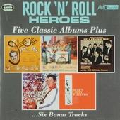 Rock 'n' roll heroes : Five classic albums