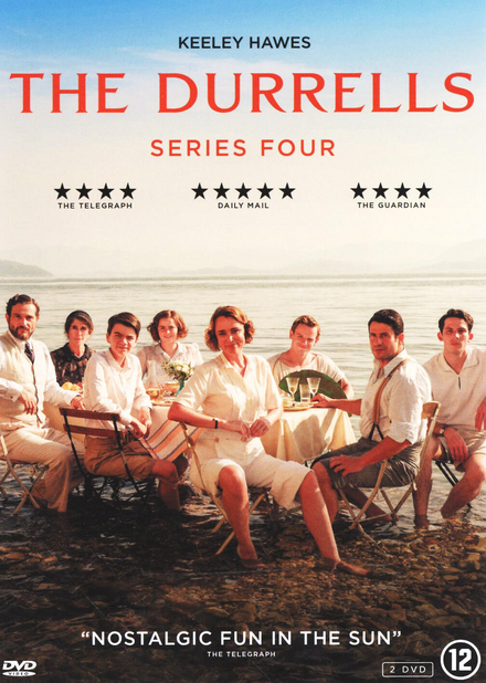 The Durrells. Series four