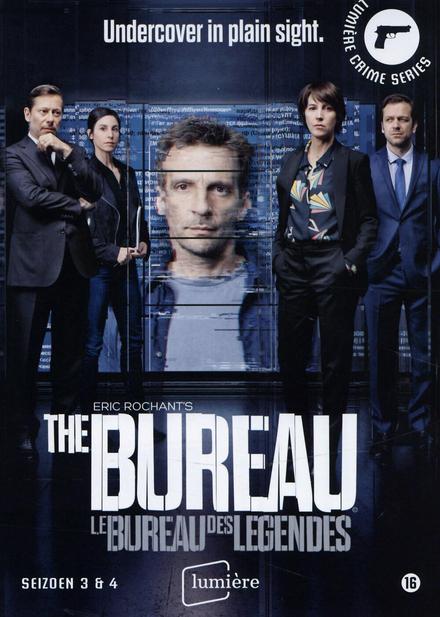 The bureau. Seizoen 3 & 4