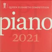 Koningin Elisabethwedstrijd : piano 2021
