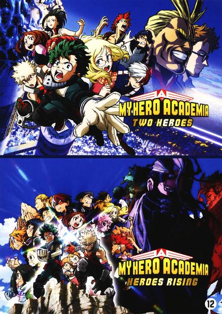 Two heroes ; Heroes rising