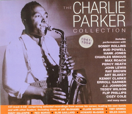 The Charlie Parker collection 1941-1954