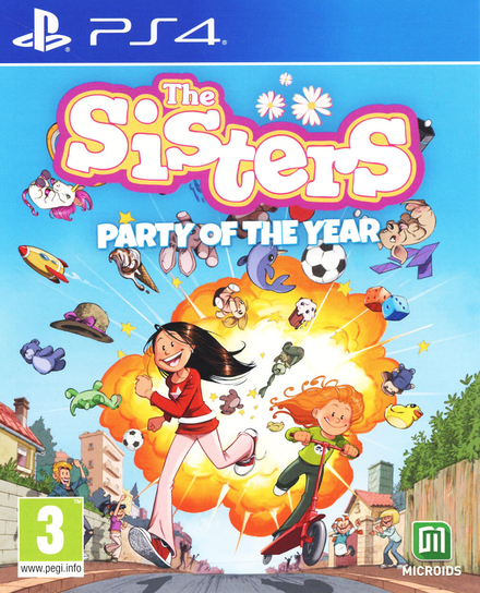 The sisters : party of the year