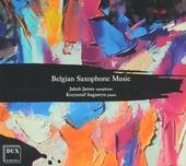 Belgian saxophone music