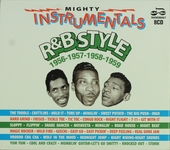 Mighty instrumentals R&B style 1956-1957-1958-1959