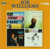 Four classic albums : A night at Count Basie's ; A man ain't supposed to cry ; Every day I have the blues ; Just th...