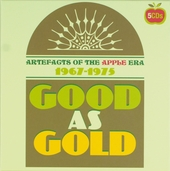 Good as gold : Artefacts of the Apple era 1967-1975