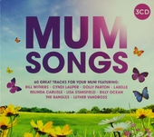 Mum songs : 60 great tracks for your mum