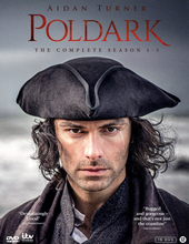 Poldark. the complete season 1-5