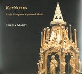 KeyNotes : Early European keyboard music
