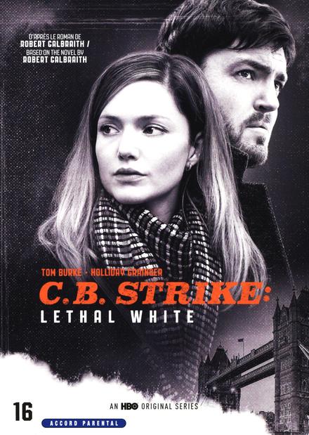 C.B. Strike : Lethal white. [Seizoen 4]