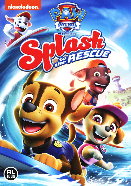Splash to the rescue