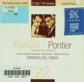 Grandes del tango. vol.22