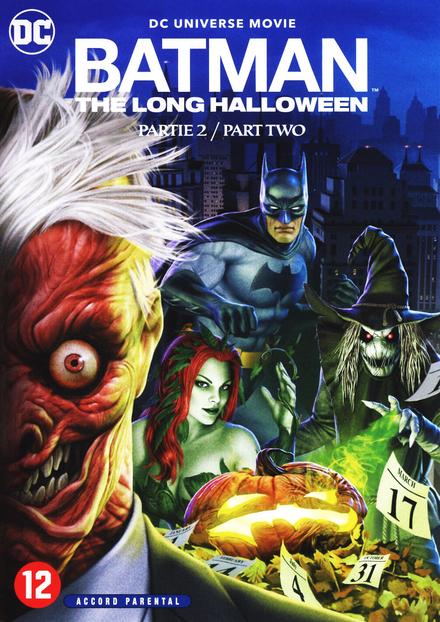 Batman : the long halloween. Part two