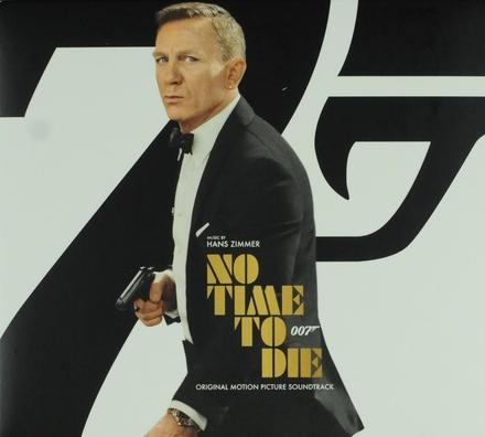 No time to die : Original motion soundtrack