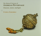 The musical universe of Andreas Pevernage : chansons, motets, madrigals